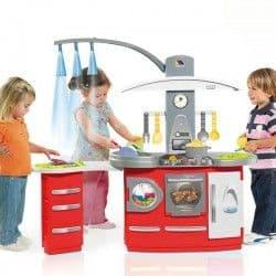 Детская игровая кухня Molto со светом