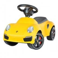 Каталка Rastar Porsche 911 Желтая