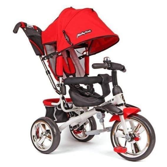 Трехколесный велосипед Moby Kids Comfort -maxi