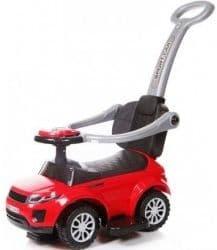 Детская каталка Sport car с ручкой