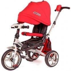 Велосипед-трансформер Moby Kids Leader с фарой