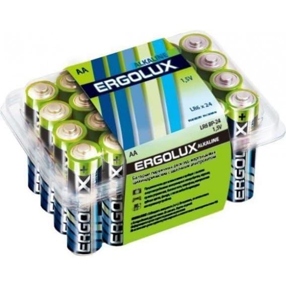 Батарейки LR6 Alkaline BP-24 1.5В