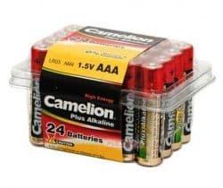 Батарейки Alkaline LR03-24BP 1,5V