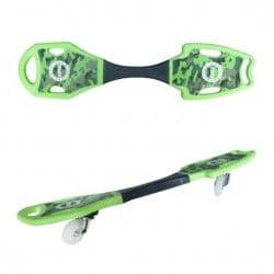Скейтборд Shantou Gepai 82х20 см зеленый