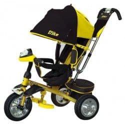 Трехколесный велосипед Trike 360 с колесами EVA