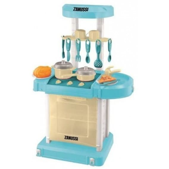 Кухня детская HTI Zanussi электронная мобильная