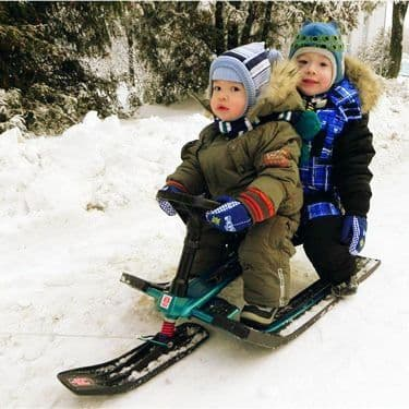Снегокаты с амортизацией купить недорого