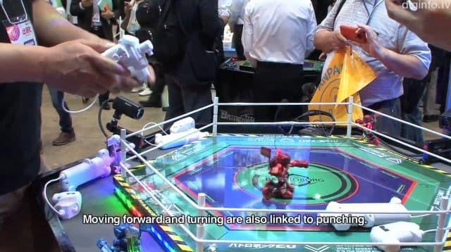 Радиоуправляемые роботы на пульте управления купить