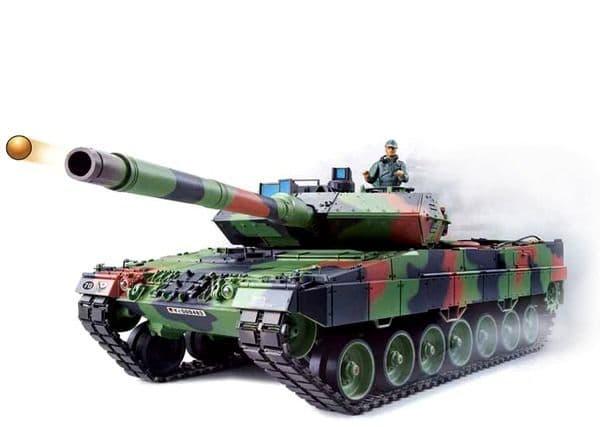 Радиоуправляемые танки стрельба шариками купить