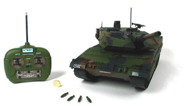 Радиоуправляемые танки автоматическая стрельба резиновыми снарядами купить