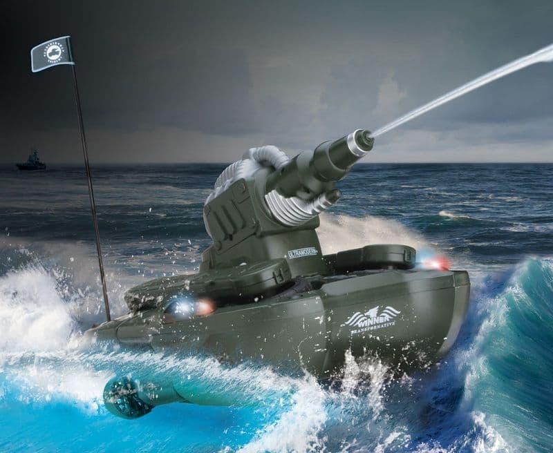 Радиоуправляемые танки стрельба водой купить