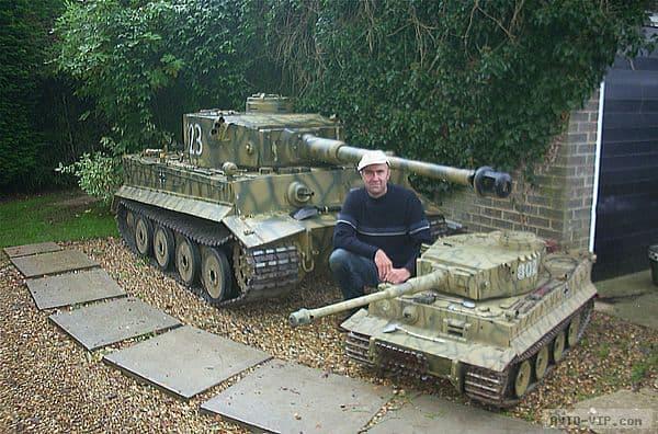 Радиоуправляемые танки на пульте управления купить