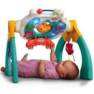 Развивающие игрушки до года