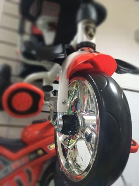 Трехколесные велосипеды на EVA-колесах