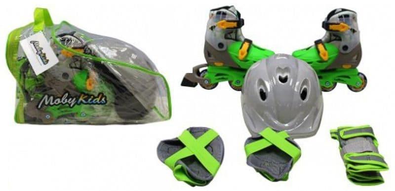 Ролики для детей – купить набор с защитной экипировкой