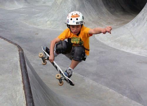 В ИгрАрнии скейты на любой вкус
