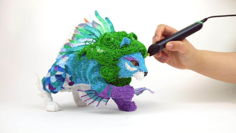 3D-ручки – с механическим или электронным управлением