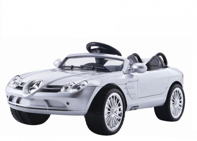 Зачем покупают детский автомобиль на аккумуляторе с пультом управления