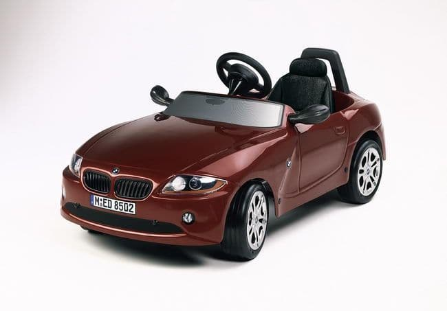 Детские автомобили на аккумуляторах
