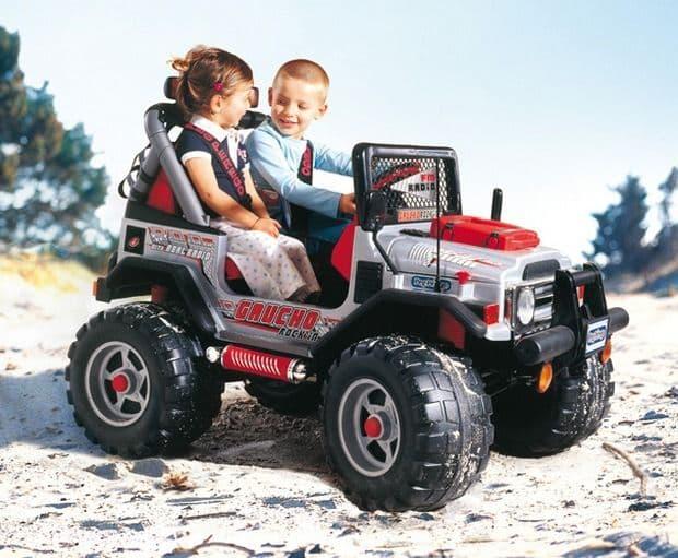 Детские электромобили купить выгодно