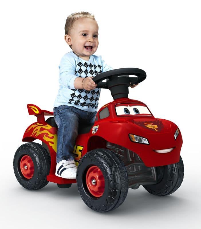 Какой купить детский электромобиль?