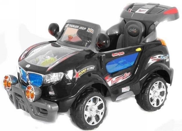 Электромобиль видео - детский транспорт