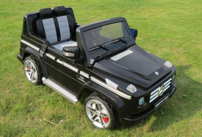 Электромобиль Mercedes BENZ g55 amg – детский