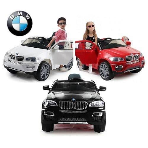 Электромобиль BMW детский