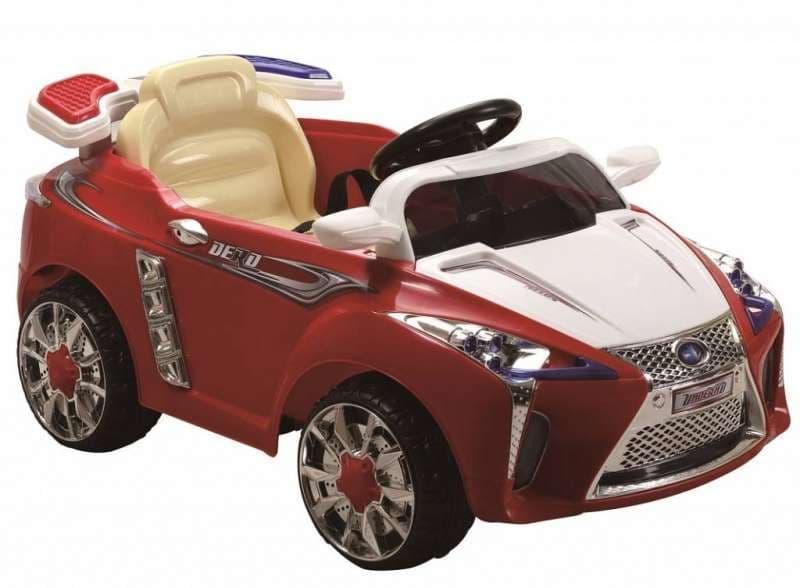 Электромобиль детский с пультом управления