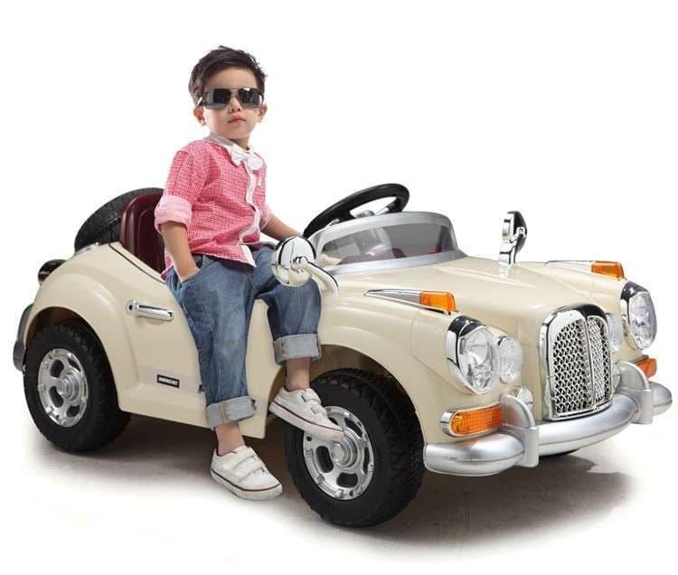 Электромобиль – детский транспорт