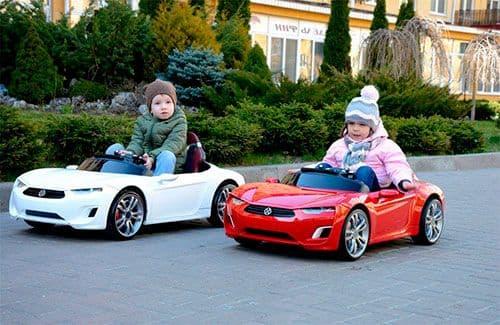Электромобиль от 3 лет – детский транспорт