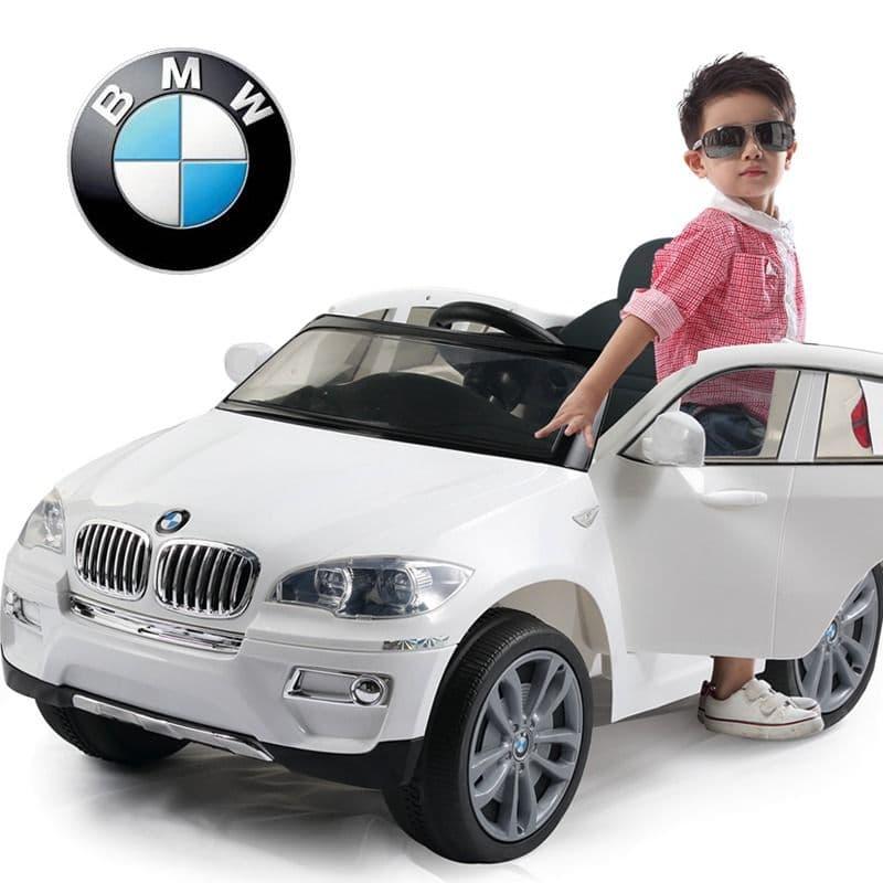 Электромобиль БМВ X6 для детей - в чем его преимущества?