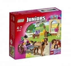 Конструктор Lego Джуниорс Карета Стефани