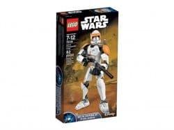 Конструктор Lego Звездные войны Клон-коммандер Коди