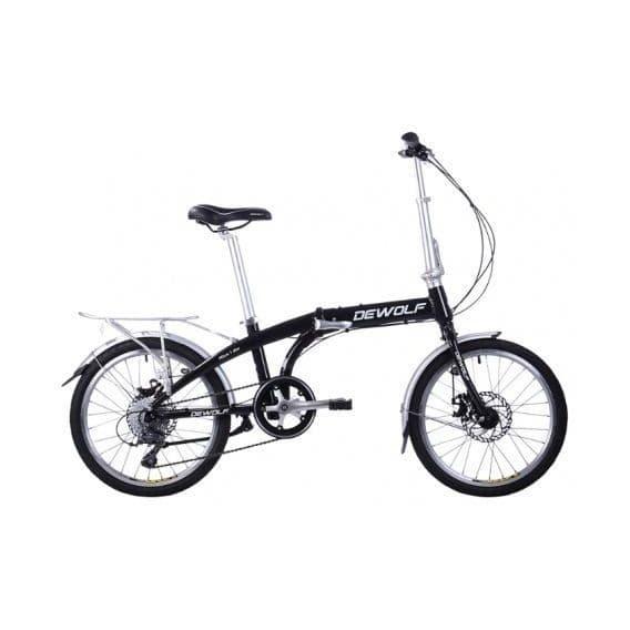Велосипед Dewolf Micro 1 (2016) черный