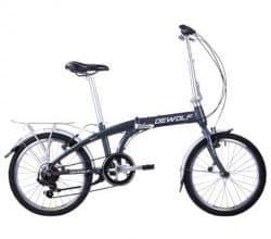 Велосипед Dewolf Micro 2 (2016) серый