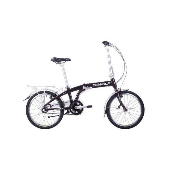 Велосипед Dewolf Micro 3 (2016) фиолетовый