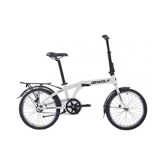 Велосипед Dewolf Micro 4 (2017) белый