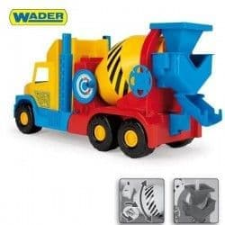 Машина-бетономешалка Super Truck Wader