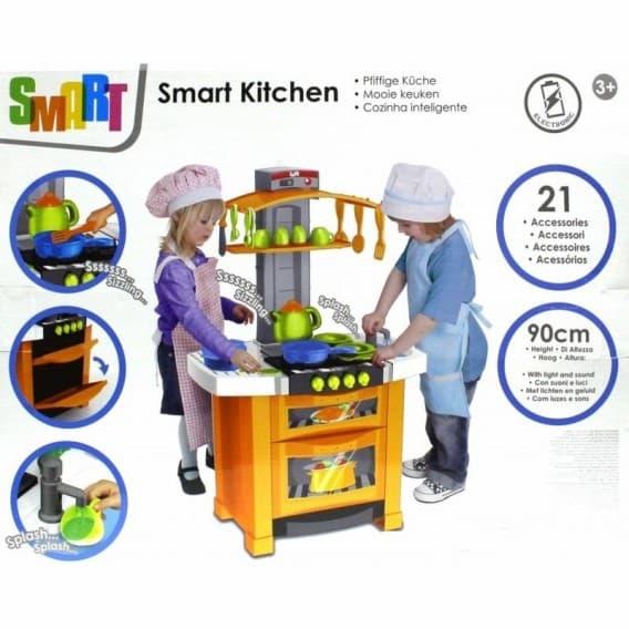 Электронная кухня с водой Smart Модная Lite