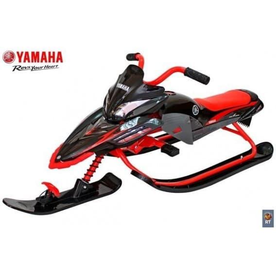 Снегокат Yamaha Apex Snow Bike Titanium