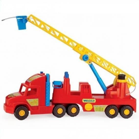 Пожарная машинка Wader Super Truck