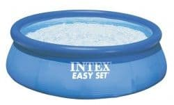 Надувной бассейн Easy Set Pool Intex 244х76 см