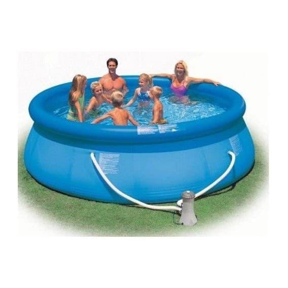 Надувной бассейн Easy Set Intex 366 x 76 см