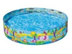 Каркасный бассейн Летние деньки Intex 152х25 см