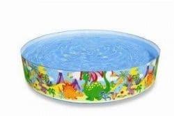 Каркасный бассейн Джунгли Intex 244х46 см