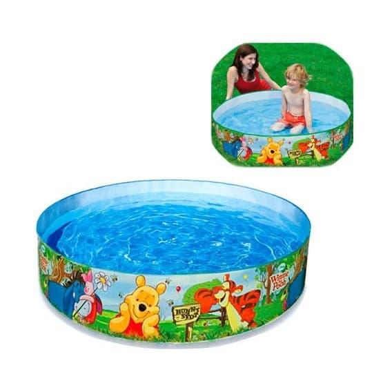 Каркасный бассейн Винни Intex 122 x 25 см