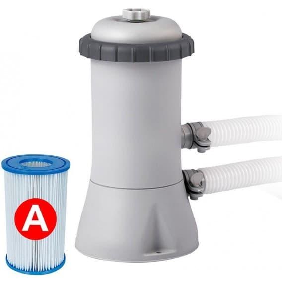 Фильтр-насос для бассейна 2006 л/ч Intex 220-240 В