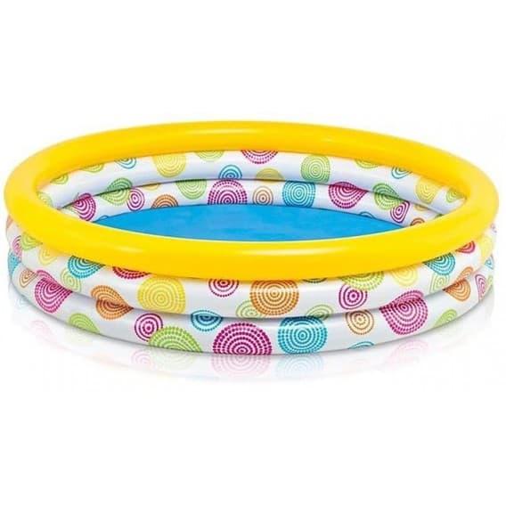 Надувной бассейн Забавные мячики Intex 114 x 25 см
