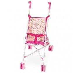 Прогулочная коляска для кукол Цветочек 56 см